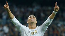 Ronaldo surpasses Messi as Real thump Shakhtar