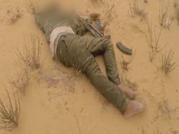 """مصر.. الجيش يصفي نائب زعيم """"داعش"""" في سيناء"""