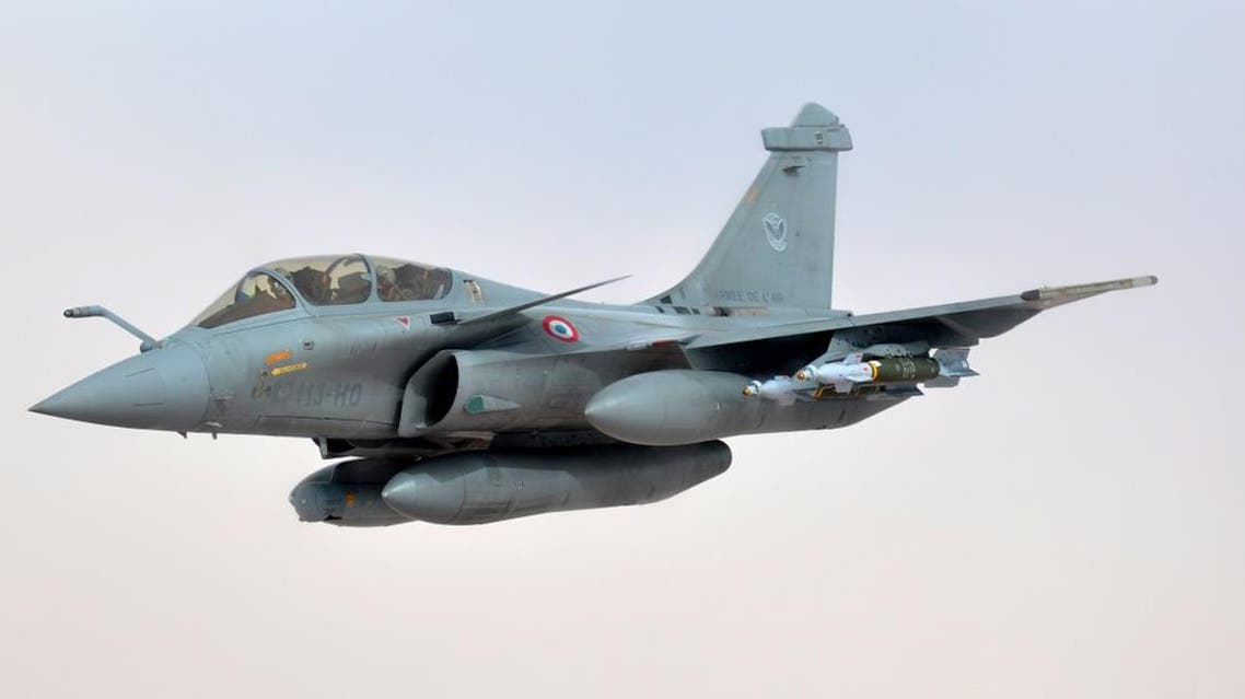 A French Air Force Rafale B during Operation Serval in Mali, 2013. (File photo: Wikicommons)