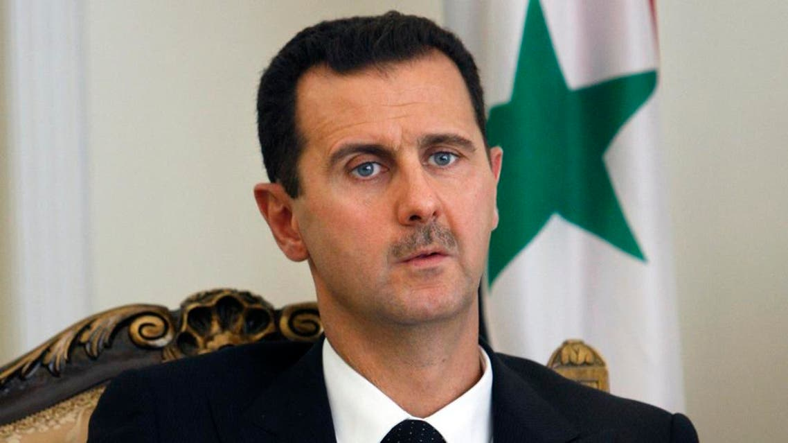 file photo Assad AP