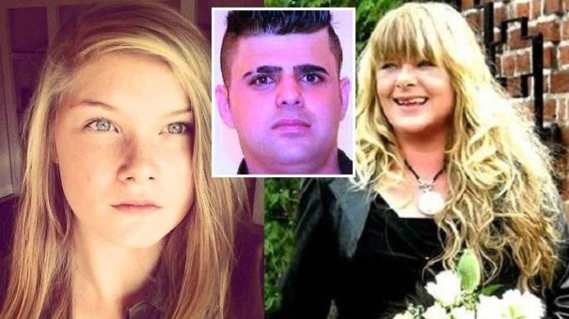 سدد الصديق العراقي وحبيبته الدنماركية 20 طعنة للأم وهي نائمة