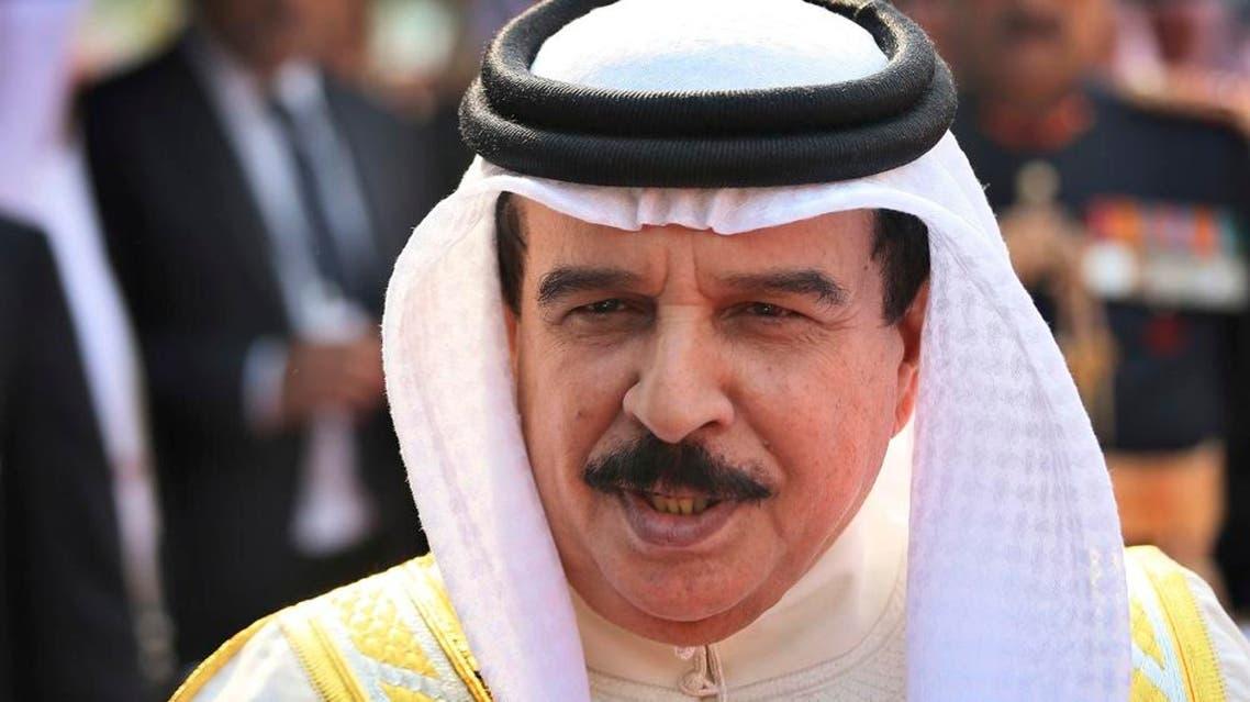 Bahrain king hamad AP