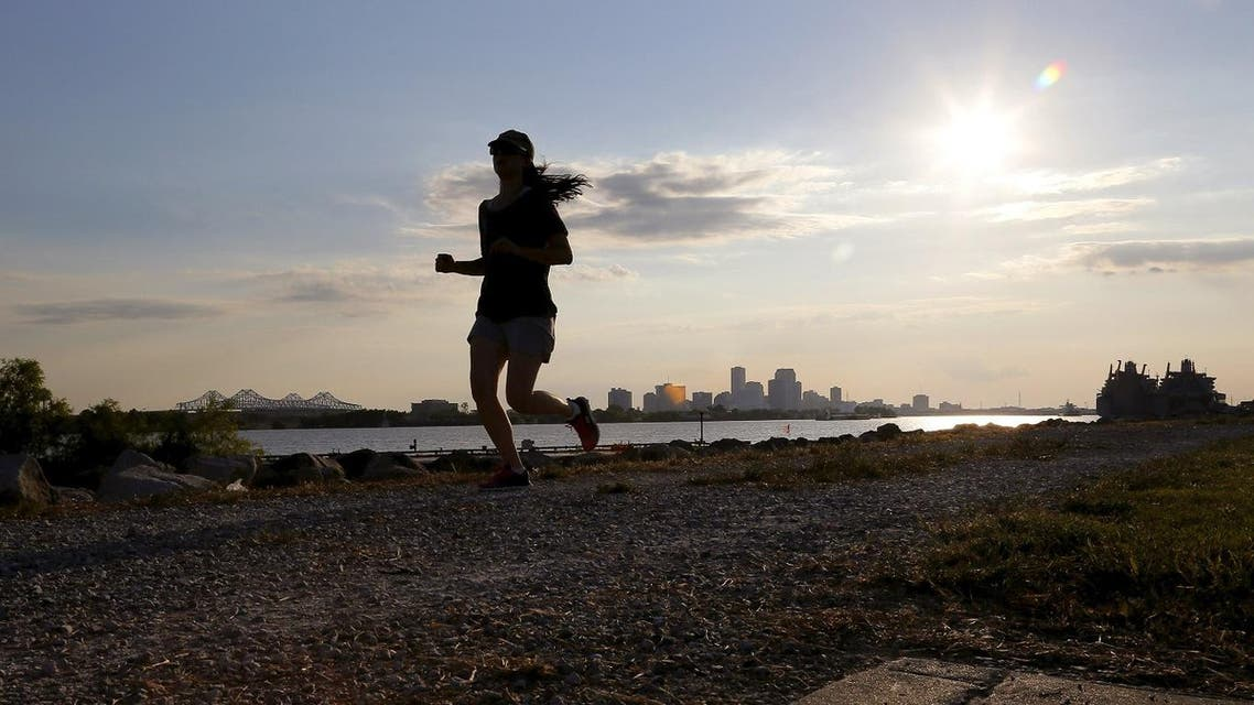 Waking up your glutes can help improve your running. (Reuters)
