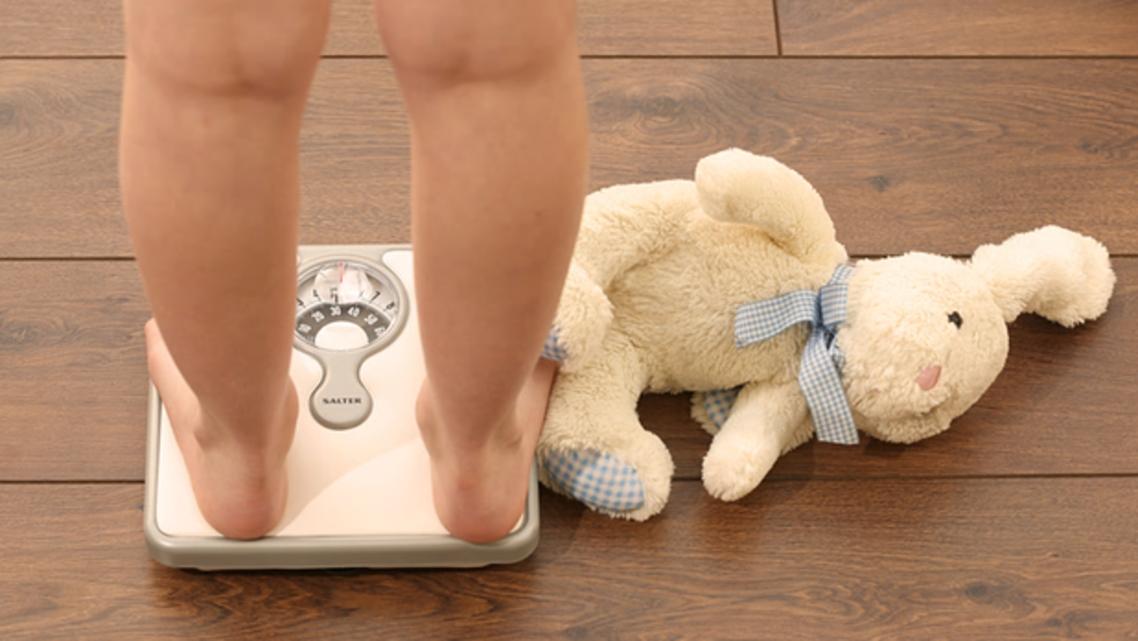 طفل طفلة أطفال بدانة طعام وزن