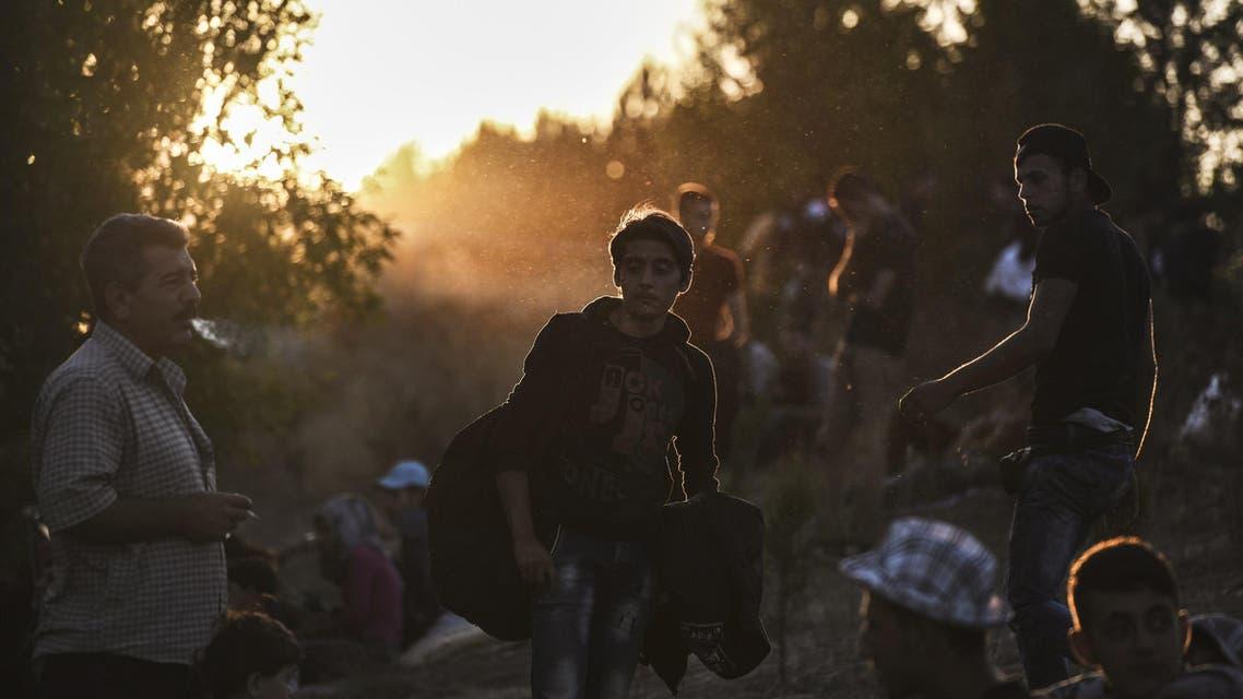 تركيا بلغاريا مهاجرون