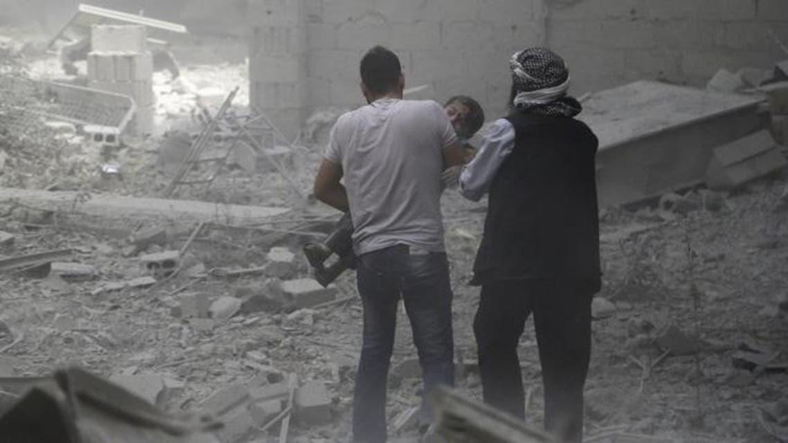 سوريا - دمار 3