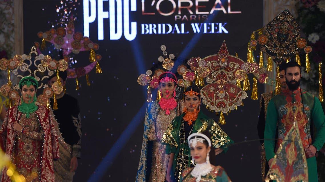 PFDC L'Oreal Paris Bridal Week 2015