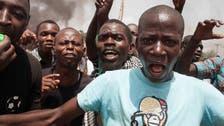 France's Hollande condemns Burkina Faso 'coup'