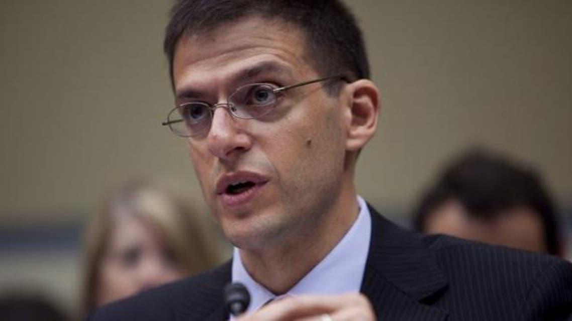 أدم زوبين وكيل وزارة الخزانة الأميركية لشؤون مكافحة الإرهاب والمخابرات المالية