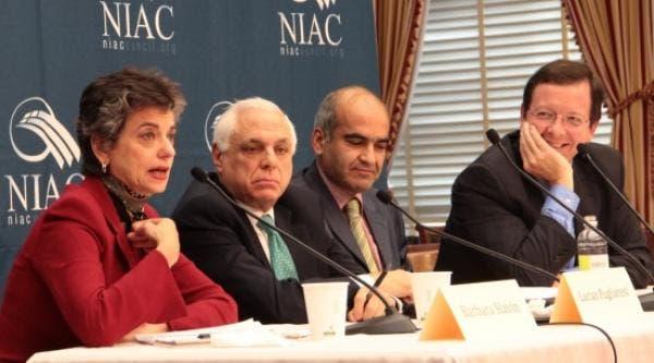 أعضاء لوبي إيران NIAC