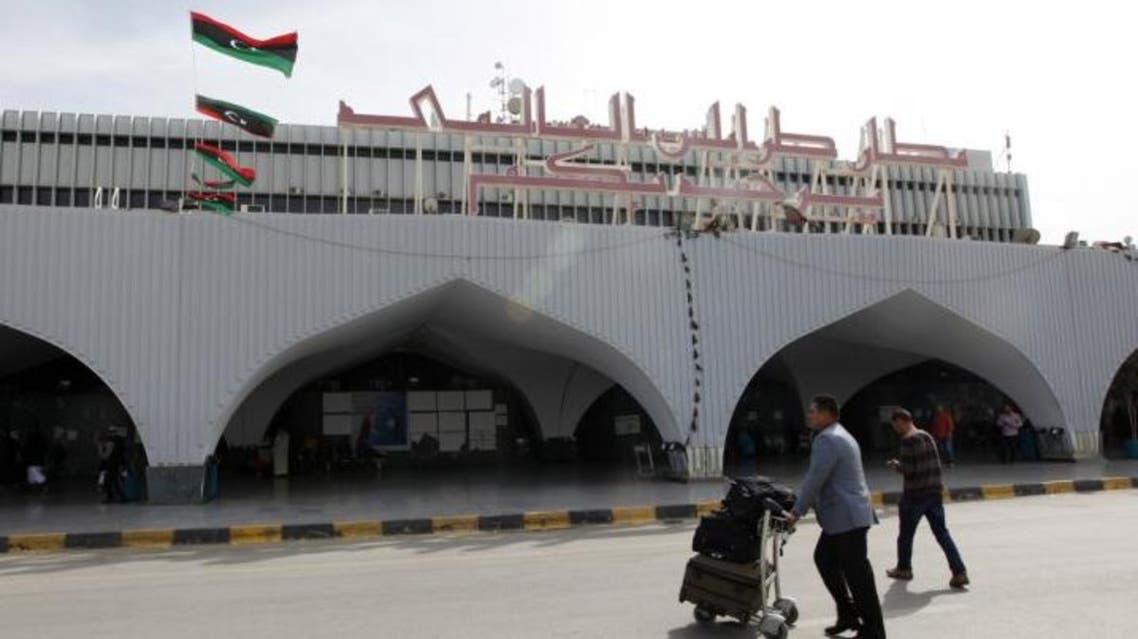 libya airport reuters