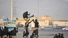 Watch Saudi anti-terror drill kicking off