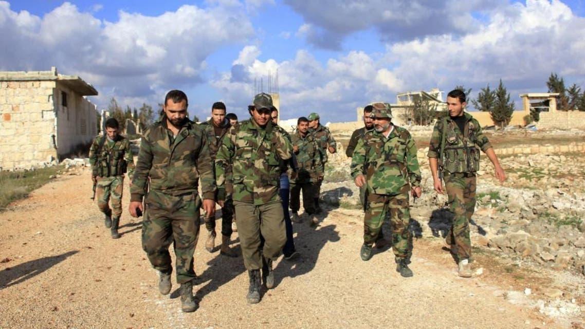 syrian armty