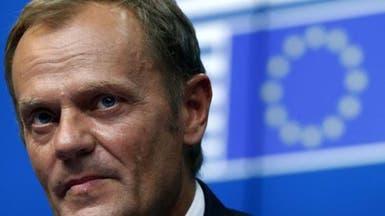 توسك: علينا الاستعداد لموجة هجرة من ليبيا
