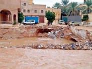 مصرع 12 شخصاً من جراء الأمطار الغزيرة في الجزائر