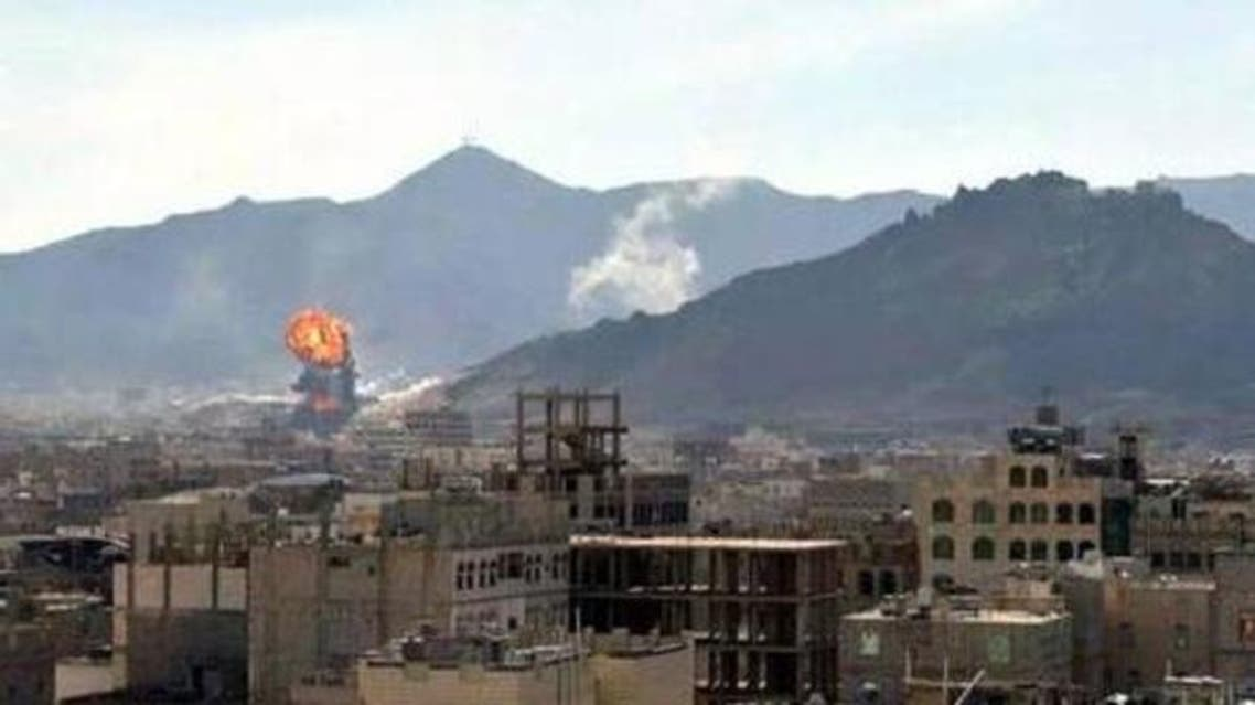 اشتباكات في محيط القصر الرئاسي في صنعاء حدث