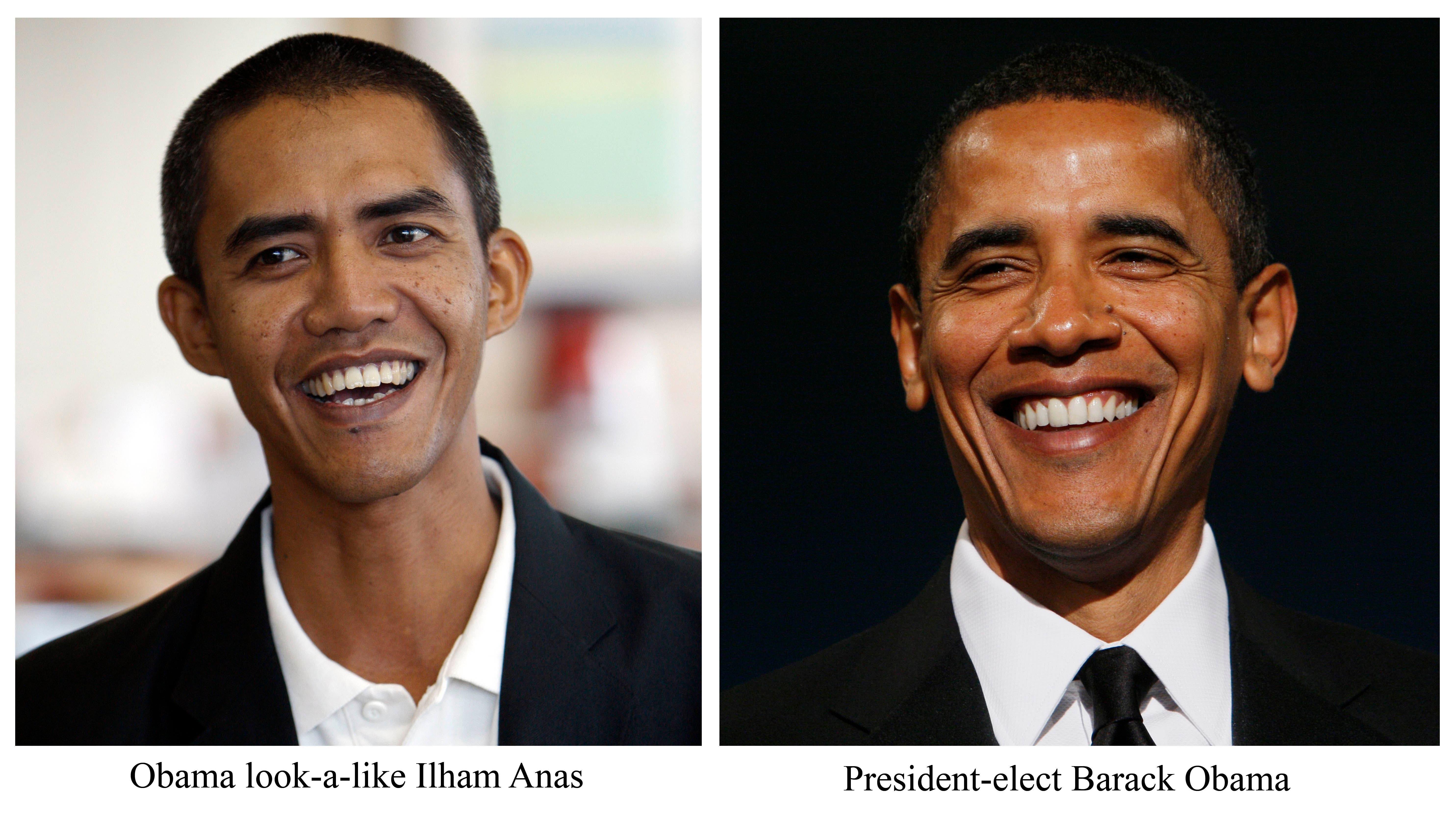 Meet Obama S Chinese Lookalike Al Arabiya English
