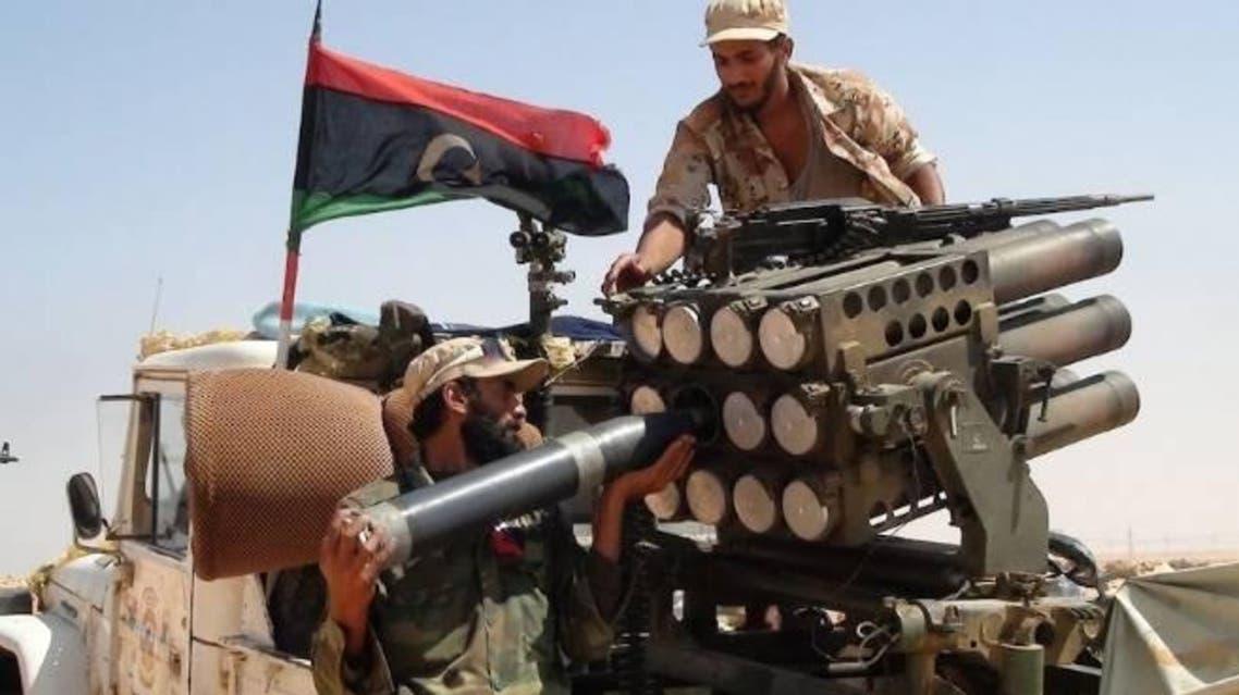 الجيش الليبي الحدث