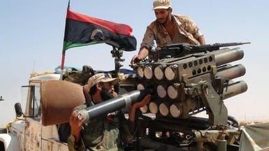 غارات على سرت.. وتقدم للجيش الليبي في بنغازي