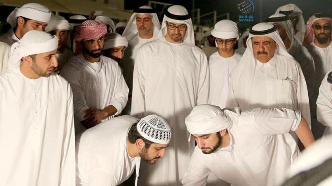 U.A.E mourns Sheikh Rashid, son of Dubai's ruler