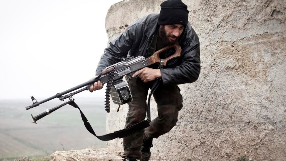 Seventy five Syrian rebels trained by the United States and its allies to fight ISIS have entered northern Syria ap