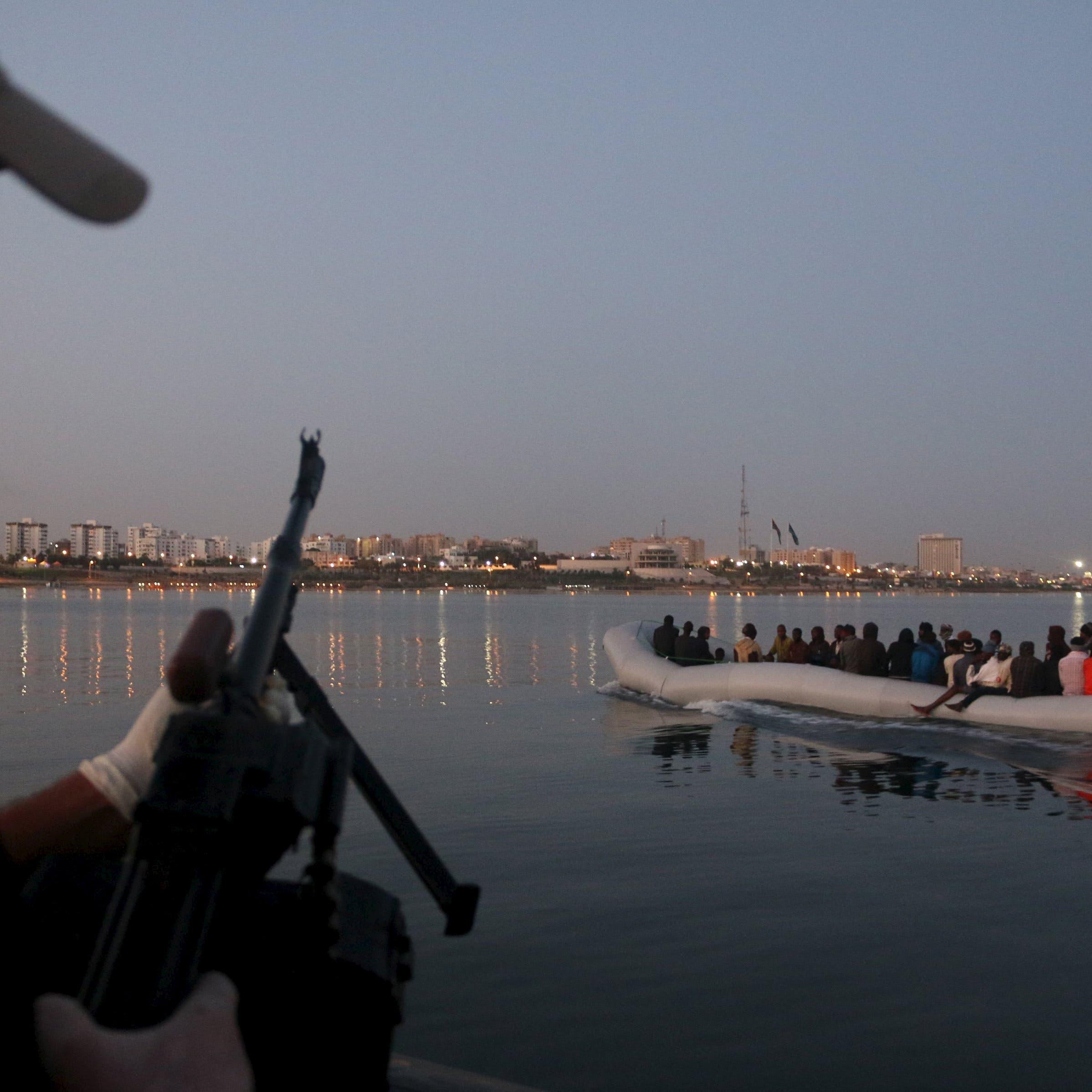 مجلس أوروبا يدعو إيطاليا لوقف التعاون مع خفر سواحل ليبيا
