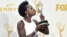 Viola Davis makes Emmy history as first black best actress