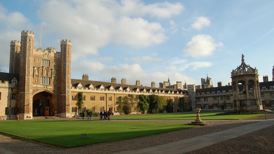 Cambridge University afp