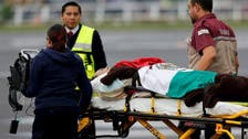 Bodies of Mexico tourists killed in Egypt to be flown home