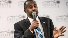 Republican presidential candidate says 'no Muslim should be U.S. president'