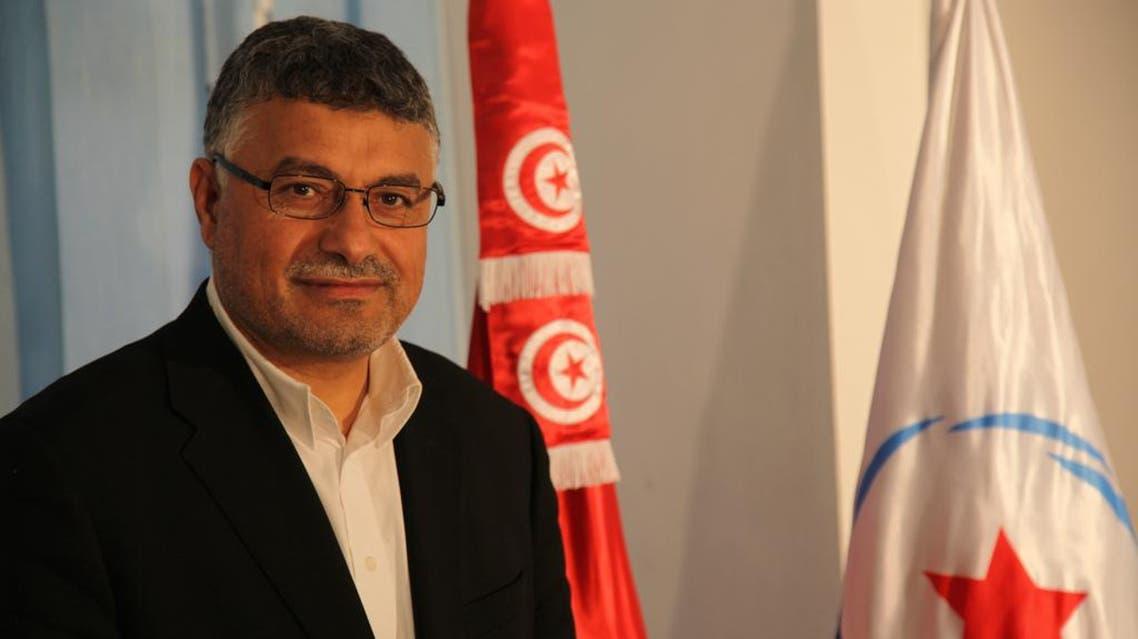 """رئيس مجلس شورى حركة """"النهضة"""" الاسلامية التونسية ، فتحي العيادي"""