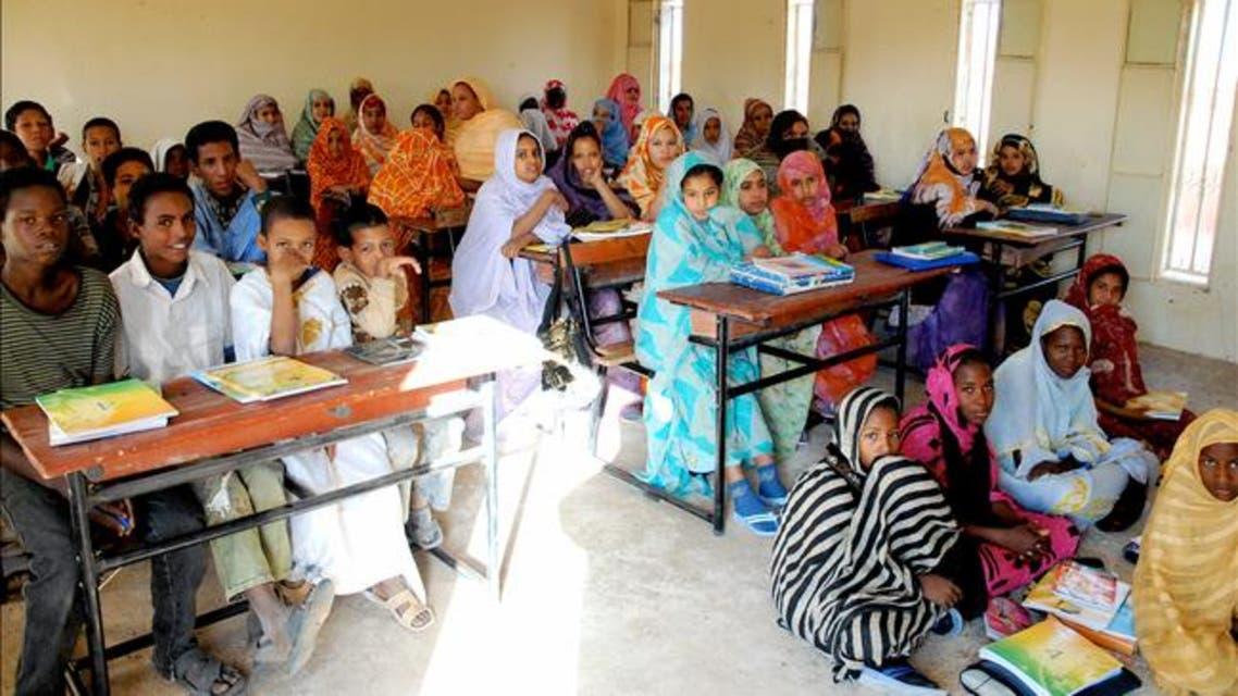 المدارس في موريتانيا