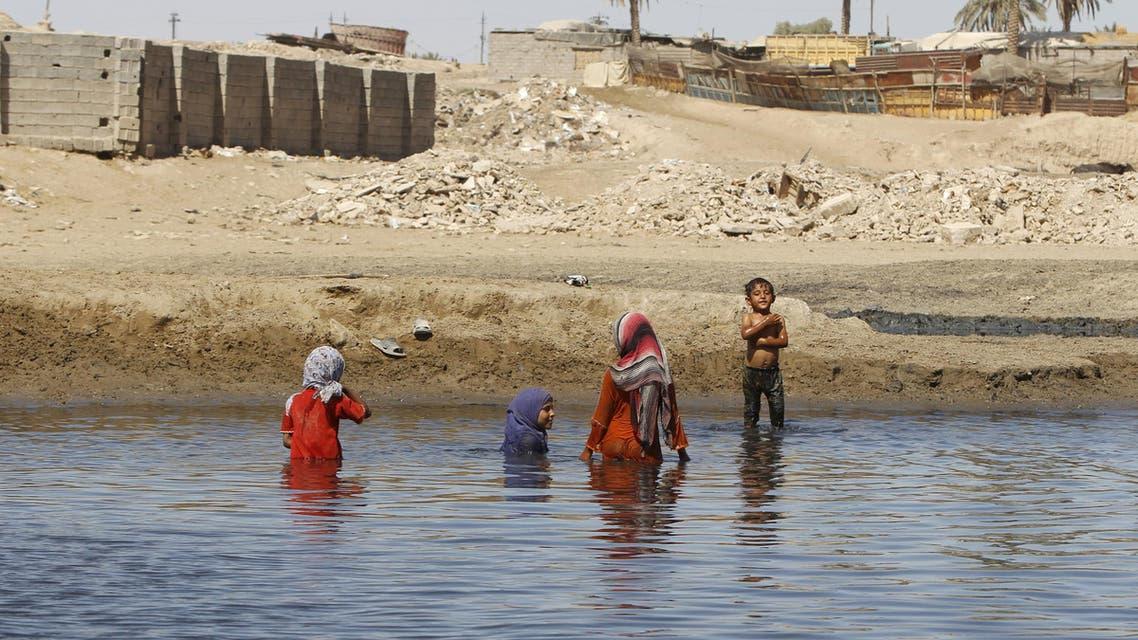 الكوليرا في العراق