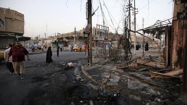 12 قتيلاً و42 جريحاً في انفجار سيارة مفخخة شرق بغداد