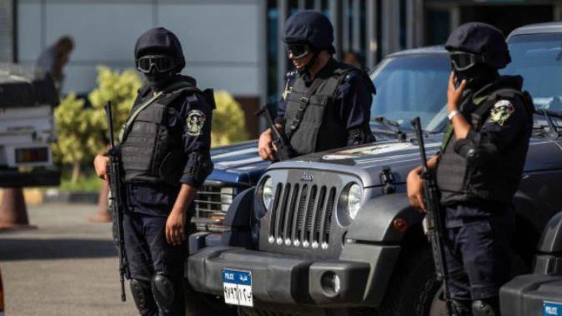 عناصر من الشرطة المصرية 3