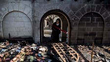 Israel to compensate church torched by extremists