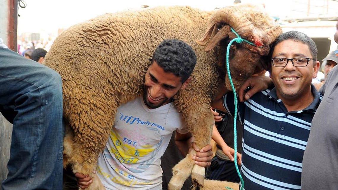 سوق الأضاحي في المغرب
