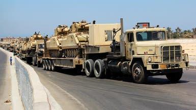 مصر.. الجيش يصفي عدداً من المتورطين في هجوم الواحات