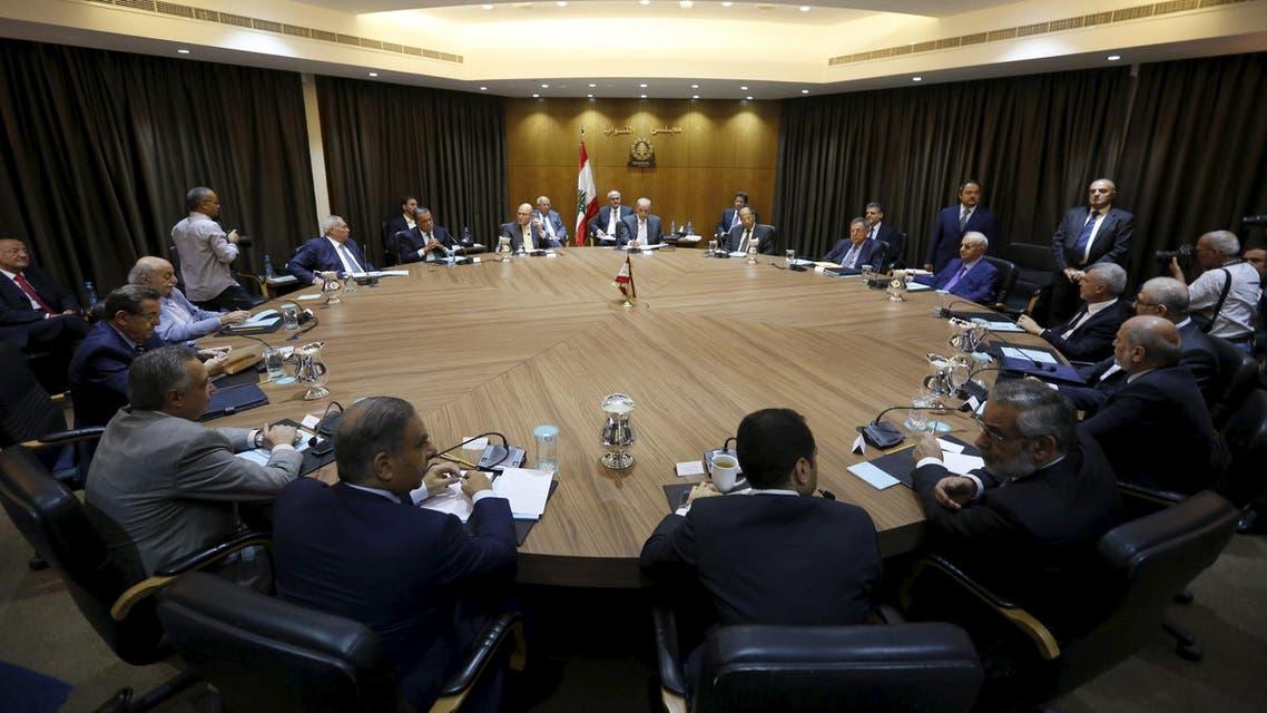 طاولة الحوار في لبنان الحوار اللبناني