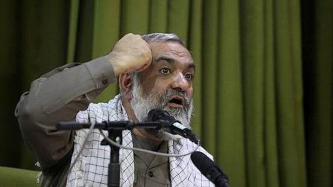 اللواء محمد رضا نقدي