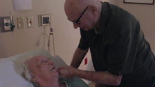 Clip of man singing to dying wife goes viral