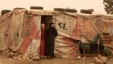 Syrian refugees in Lebanon face bleak winter after aid cuts