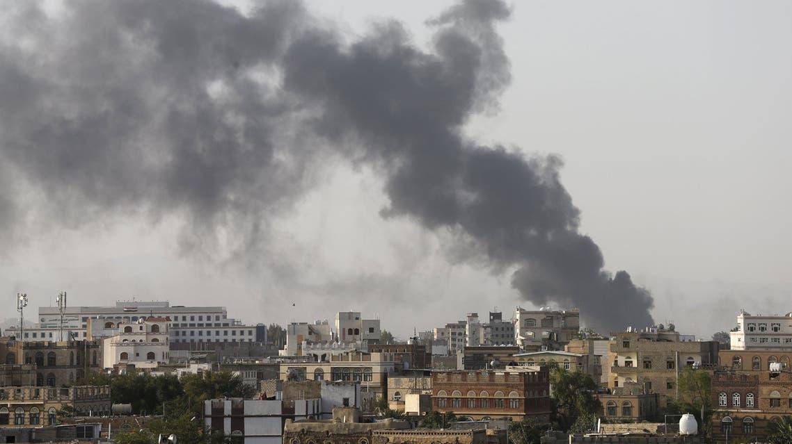 اليمن - غارات التحالف 3