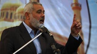 القاهرة.. حماس مستعدة لعقد جلسات حوار مع فتح
