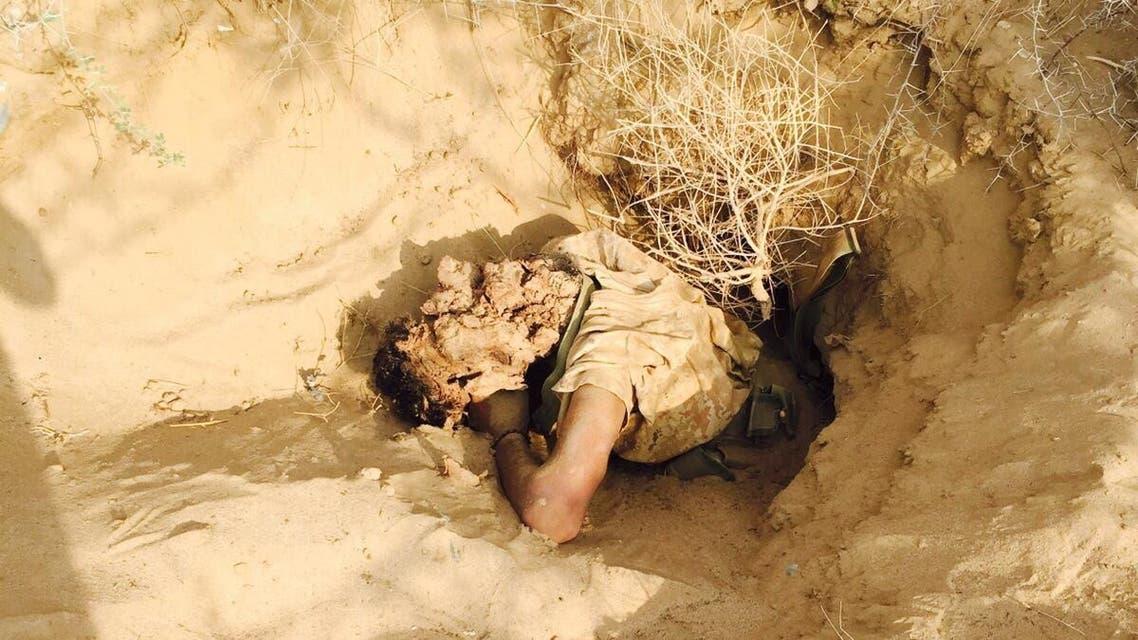 القوات السعودية تقتل 40 حوثي