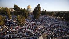 Israel bars non-Muslim prayer at holy site during holiday
