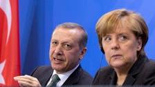 Erdogan tells Merkel Turkey wants to turn over new leaf with EU