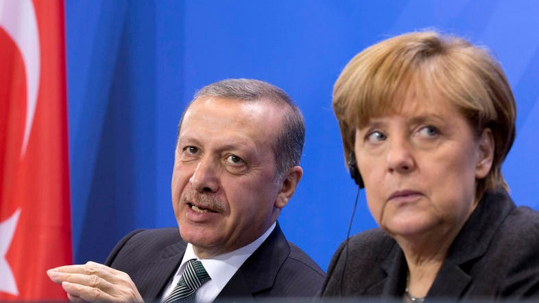 Image result for Erdogan Merkel Putin