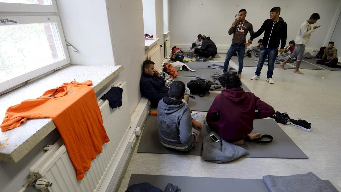 لاجئين في فنلندا