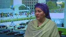 U.N. official talks about 'cautious optimism' of Arab world development